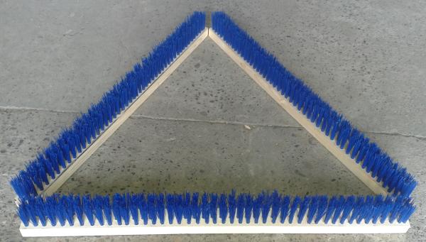 Rastras para mantención e instalación de pasto sintético